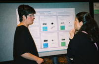 Poster: Dynamics of Real and Simulated Computers